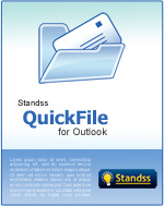 quickfile email organizer